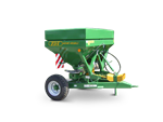 RM1 mineral fertiliser spreader